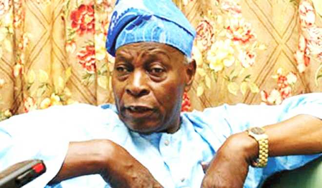 Fallout of SDP endorsement of Buhari: No more active politics for Olu Falae