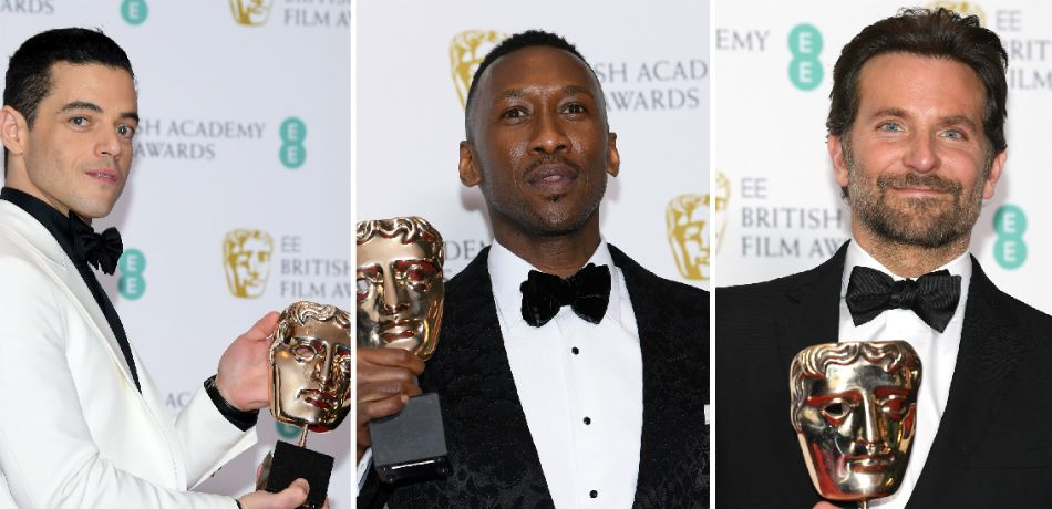 'The Favourite', 'Black Panther', clinch trophies at the 2019 BAFTAs