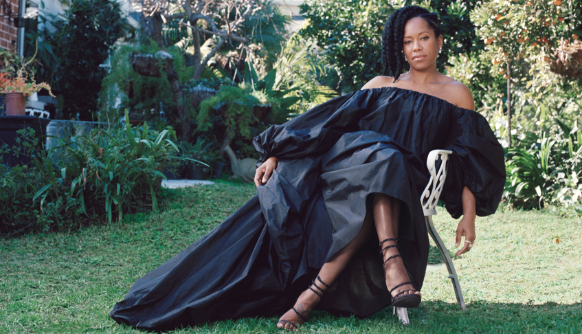Regina King covers the latest edition of Vanity Fair