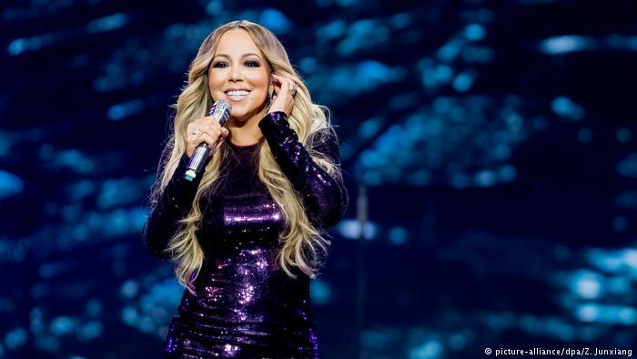 Mariah Carey becomes first female pop star to perform in Saudi Arabia