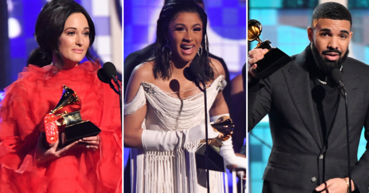 Kacey Musgraves, 'This is America' win big at the 2019 Grammys