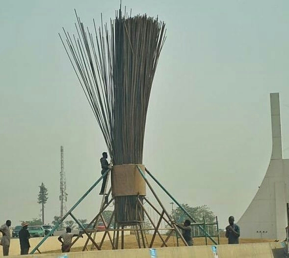Why we approved 'giant broom' at city gate – FCTA