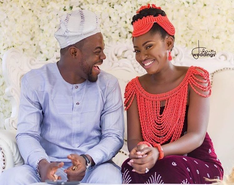 Another marriage bites the dust! Actress, Yvonne Jegede yanks off husband's name