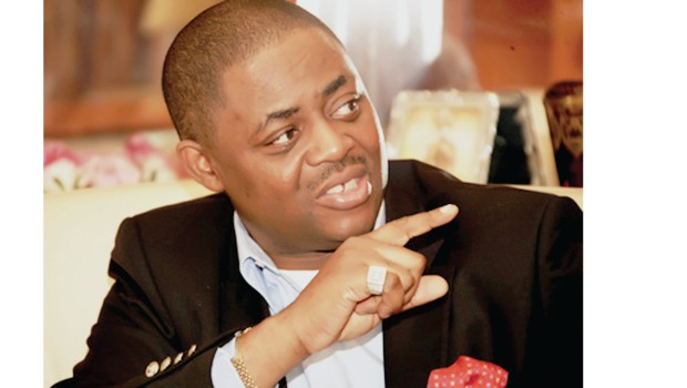 "Video: ""You are very stupid"" – Fani-Kayode goes off on journalist at a press conference"