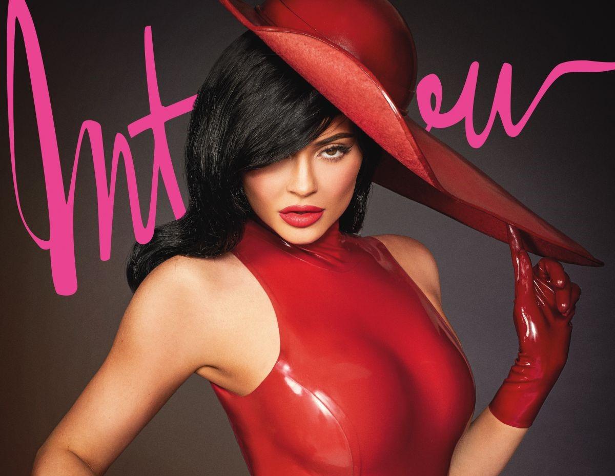 Kylie Jenner slams critics of her self-made billionaire statusas she covers Interview Germany magazine