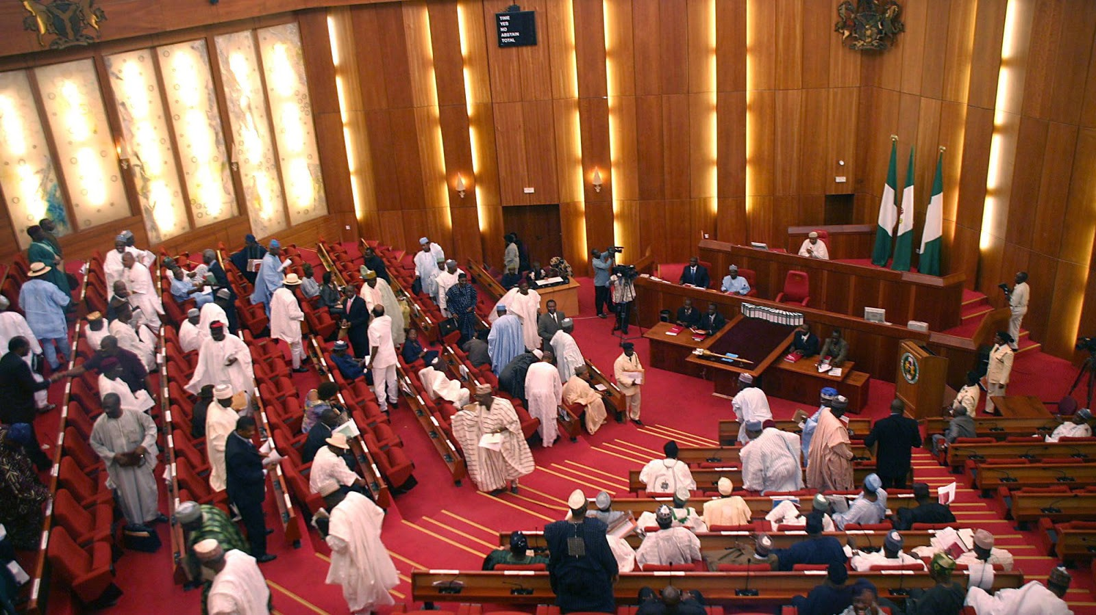 Senate approves Buhari's $5.513bn external loan request