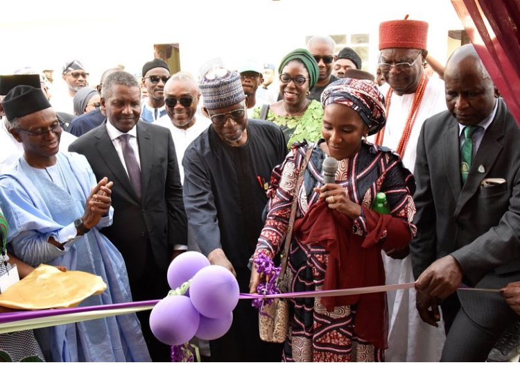 Aliko Dangote donates student's hostel worth N1.2bn to ABU