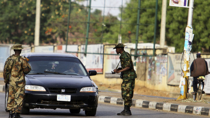 Things to do and avoid when a soldier stops your vehicle