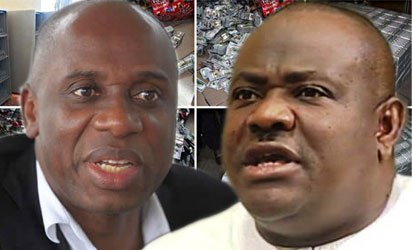 Join hands with me to develop the state – Wike reaches out to Amaechi