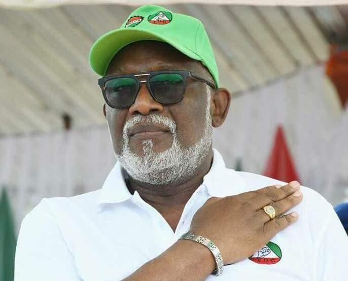 Ondo governor, Rotimi Akeredolu sacks three commissioners