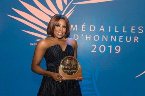 Mo Abudu becomes first African to win MIPTV
