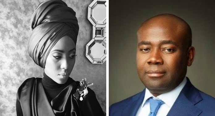 Funke Fowler gives love a second chance, marries Aigbovbioise Aig-Imoukhuede