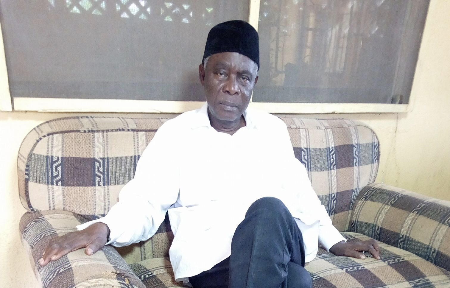 Veteran film maker, Eddie Ugbomah is dead