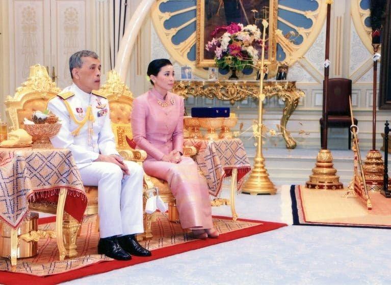 Thailand king self-isolates in swanky hotel with 20 women amid coronavirus pandemic