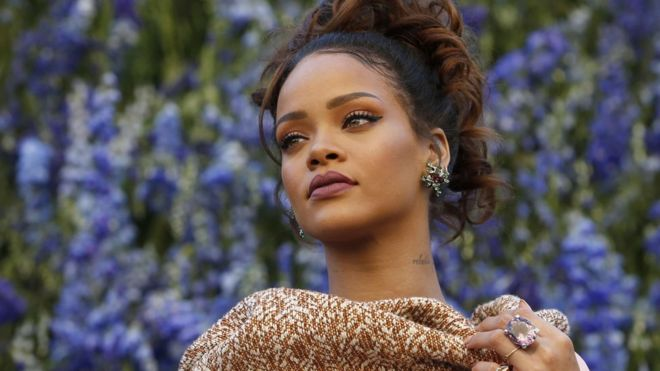 Rihanna makes history with new fashion label for LVMH group
