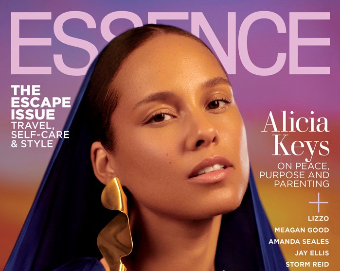 Alicia Keys opens up on autobiography as she covers Essence's June edition