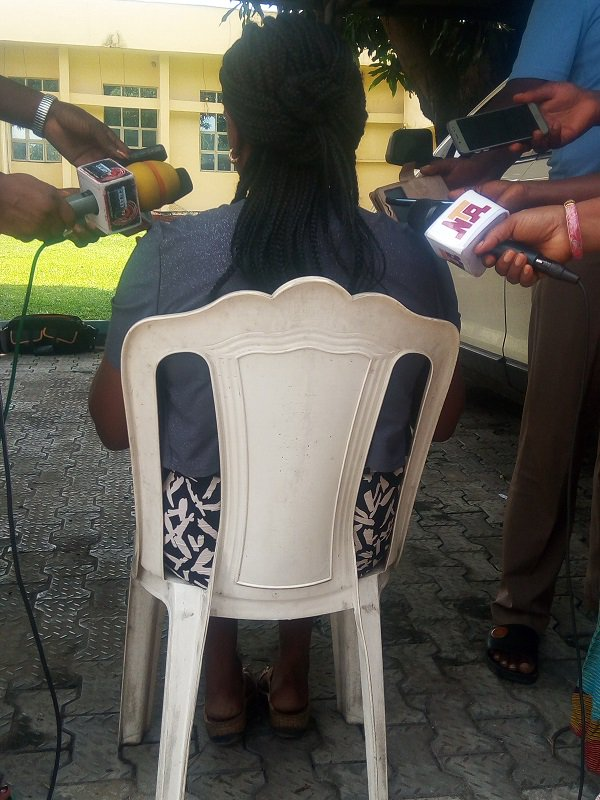 Lecturer recounts how she was robbed, kidnapped and raped