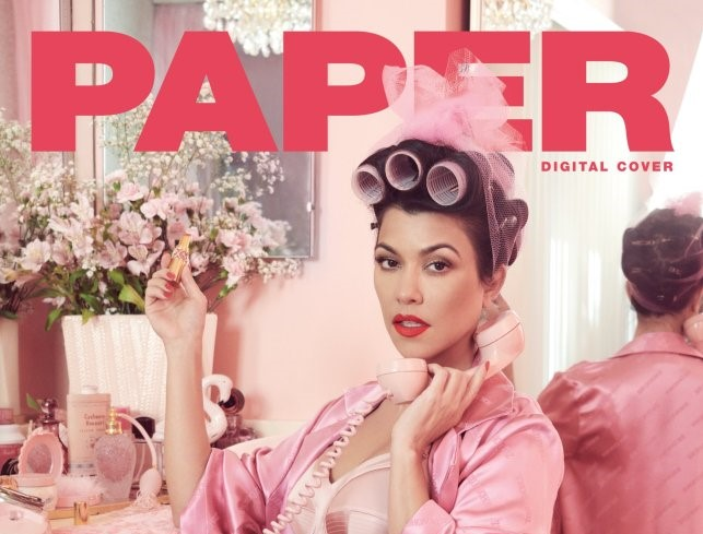 Kourtney Kardashian opens up to Paper magazine about Scott Disick, Sofia Richie