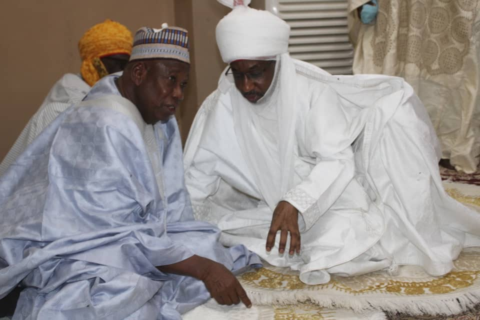 Kano gov ignores court order on new emirs, says it is belated