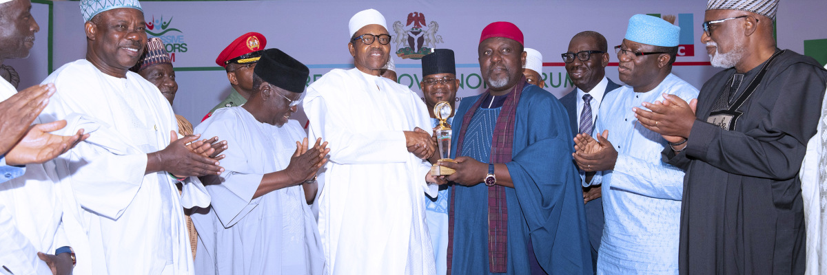 APC governors award to Buhari, endorsement of failure – PDP