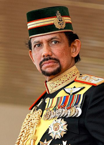 Sultan of Brunei returns Oxford degree over LGBT laws