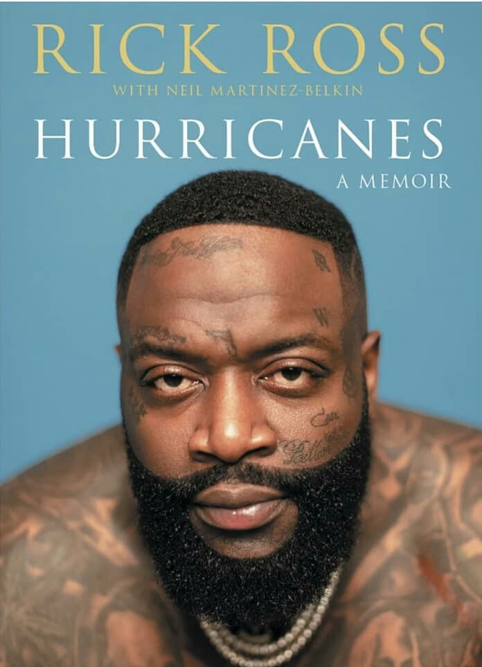 Rick Ross opens up on life as a correctional officer, drug lord in memoir, Hurricanes