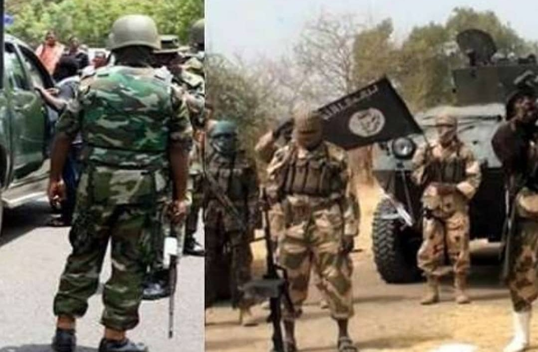 Did you know? While Boko Haram fighters earn N1m daily, Nigerian soldiers get N1000