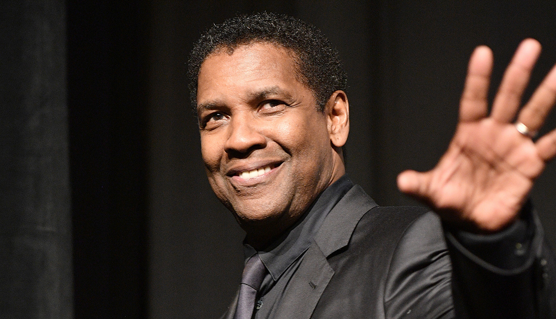 Hollywood honours Denzel Washington for his decades-long career