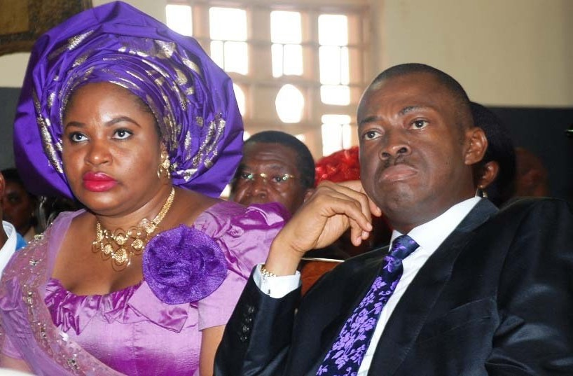 Why I left my matrimonial home – ex gov Chime's wife, Clara