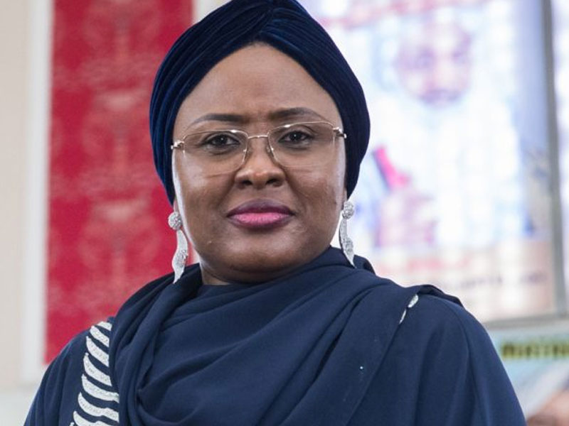 Aisha Buhari expresses support for social media regulation