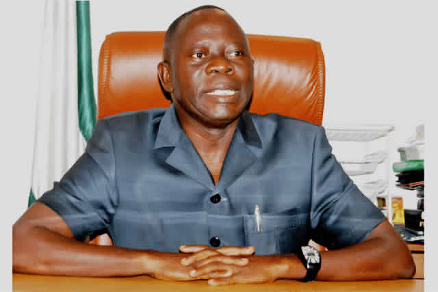 No govt will be sworn-in tomorrow in Bayelsa, judgment lacks fruit of justice – Oshiomhole