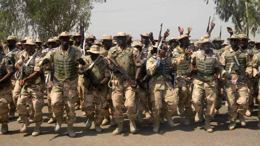 In one week, four army basesattacked by Boko Haram