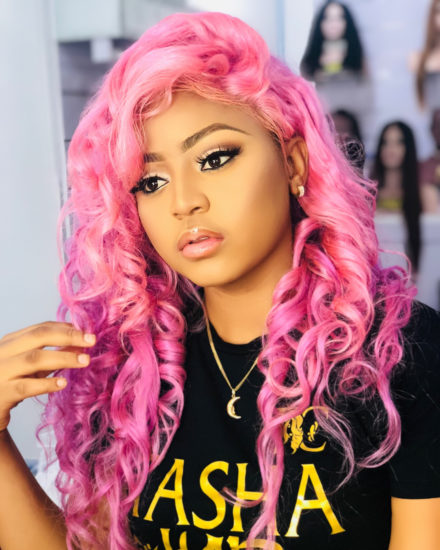 Regina Daniels breaks silence says, acting eroded her childhood