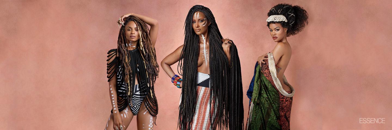 Iman, Ciara, Teyana Taylor cover July/August edition of Essence magazine