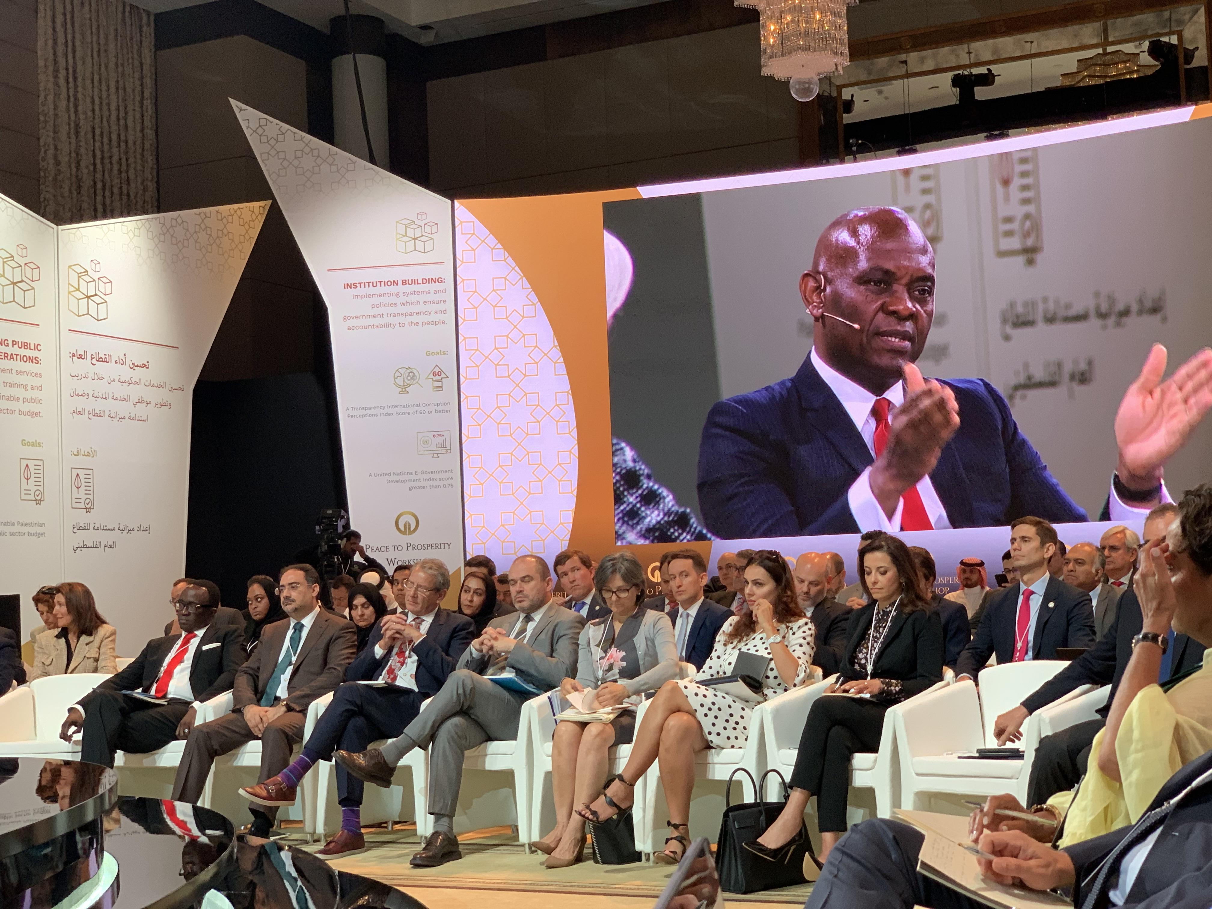 Elumelu joins Kushner, others to launch US govt growth strategy for the Middle East