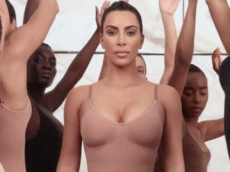 Kim Kardashian under fire for cultural appropriation of shapewear