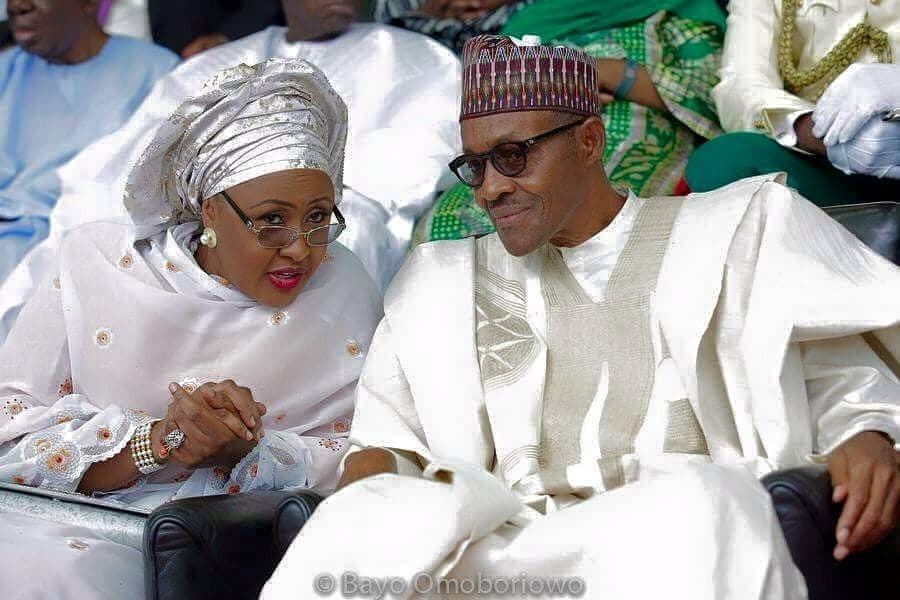 Have pillow-talk with your husband – Obasanjo tells Aisha Buhari