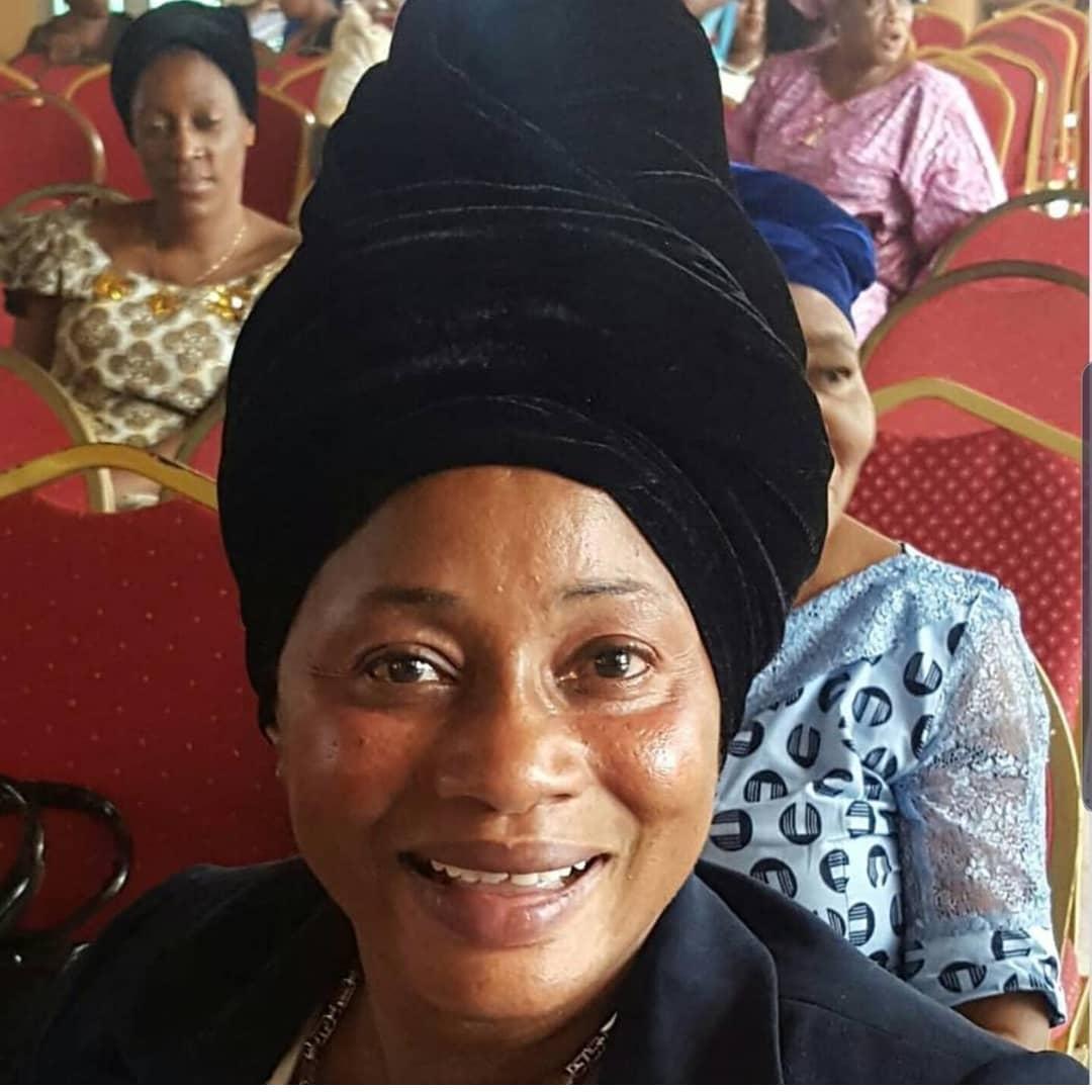 Veteran actress, Clarion Chukwurah turns born again