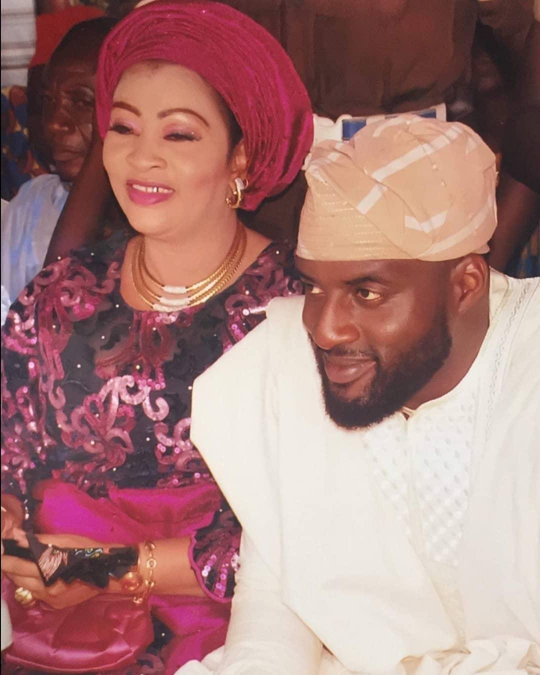 Meet Oyo speaker's mother, prominent socialite, Chief Mrs Tina Ogundoyin
