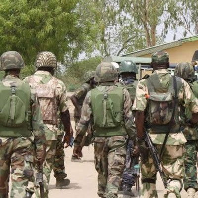 Soldiers on escort duty steal billions, desert army