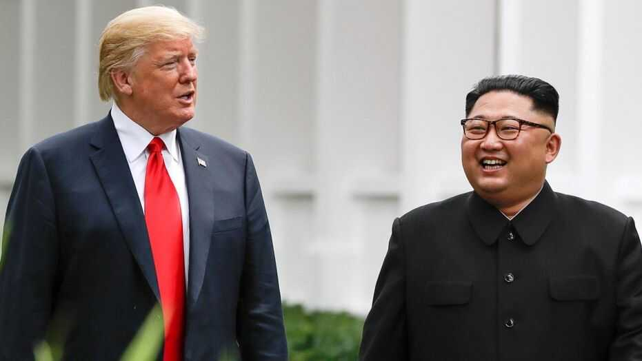 Trump makes history, becomes first US president to step into North Korea
