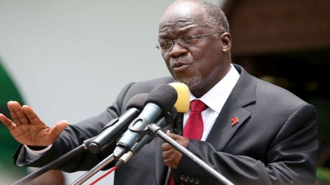 Tanzanian president urges women to have more children to boost economy
