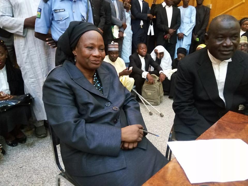 Video: Kebbi acting chief judge, Elizabeth Karatu stopped from giving last judgement