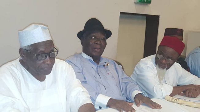 PANDEF, Ohaneze, Afenifere, pull out of peace talk over inclusion of Miyetti Allah