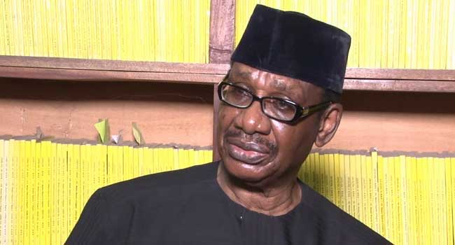 Itse Sagay faults supreme court judgement over Osun verdict