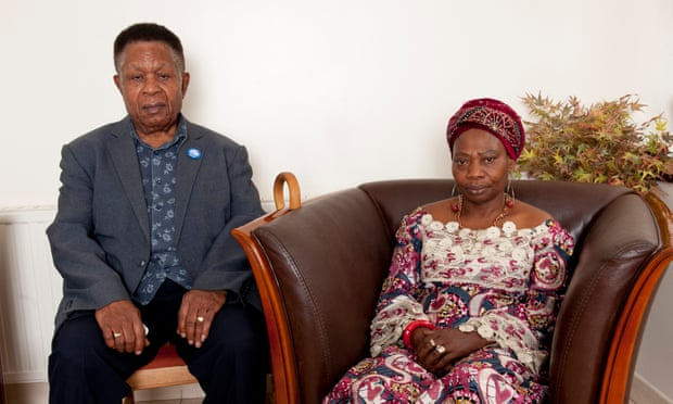 Nigerian couple who lost 3 sons to London violence demand justice