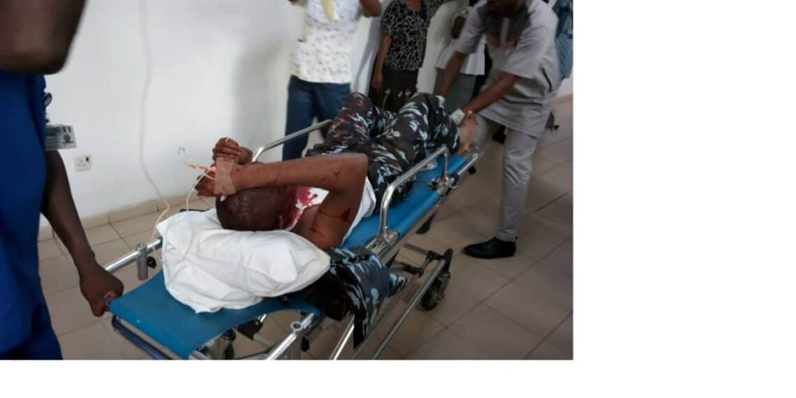 Shi'ites attack National Assembly, shoot policemen