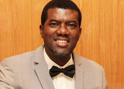 Reno Omokri releases proof of electronic transmission of 2019 election results