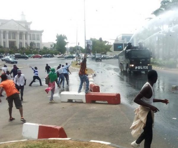 DCP, 6 others killed, emergency response bay set ablaze as Shiites clash with security agents