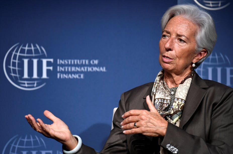 Search begins for new IMF leader as Christine Lagarde resigns